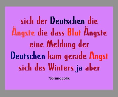 """Screen-Shot einer Tanka-Strophe aus dem Poetry-Text """"Spießertum Angst"""""""