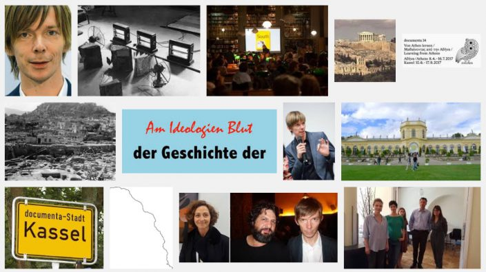 Screen-Shot Google-Bilder zur documenta 14 am 20.04.16