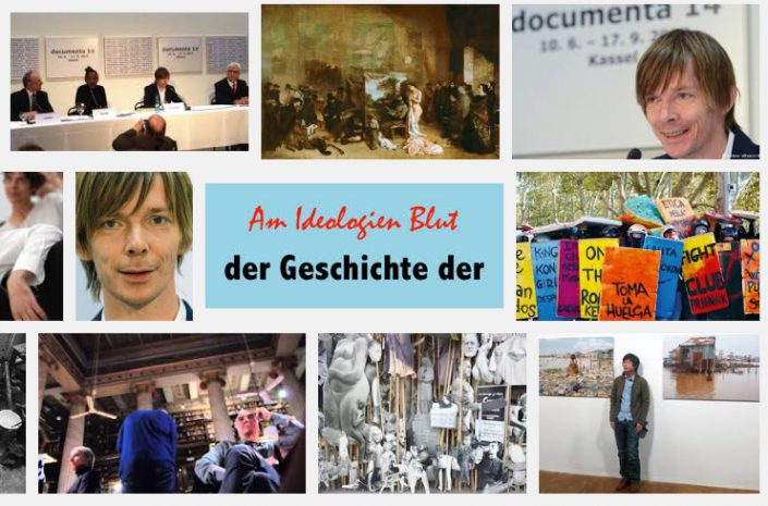 Screenshot Google-Bilder documenta 14 am 13.05.16