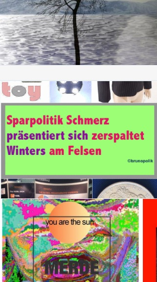 "Screen-Shot der Twitter-Fotos am 30.04.16 des Hashtags #WebART mit einem Screen-Shot aus dem Haiku-Poetry-Text ""Wassers Brüllen"", der zu der documenta 14 WebART-Performance entstand."