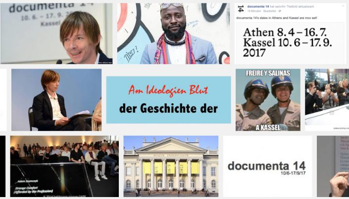 Screenshot Google-Bilder - documenta 14